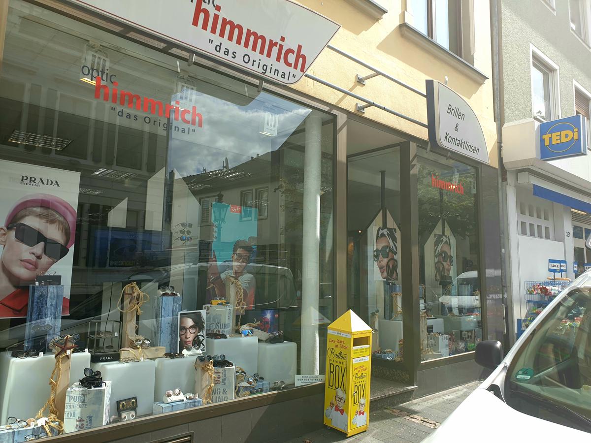 Optik Himmrich Filiale Endenich